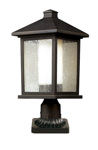 Z-Lite 524PHB-PM Outdoor Pier Mount Light