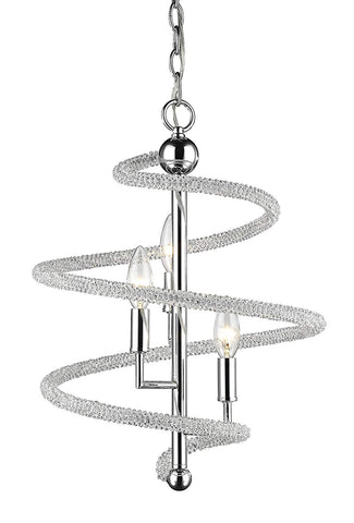 Z-Lite 3001-3ACH 3 Light Pendant 3