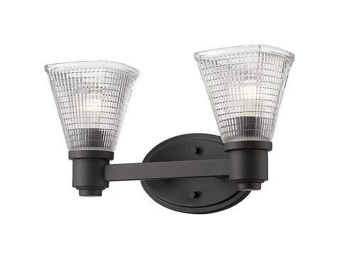 Z-Lite 449-2V-BRZ 2 Light Vanity 2