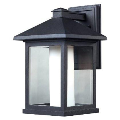 Z-Lite 523s Mesa Collection Outdoor Wall Light - ZLiteStore