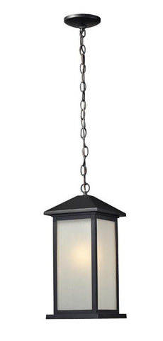 Z-Lite 547chm-bk Vienna Collection Outdoor Chain Light - ZLiteStore