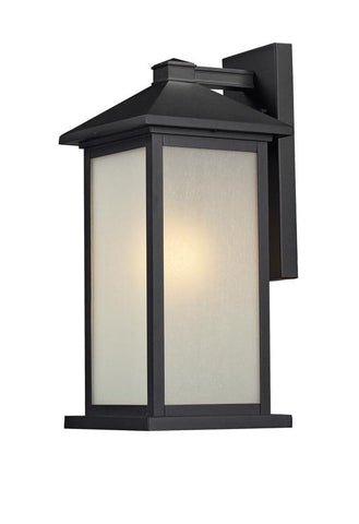 Z-Lite 547m-bk Vienna Collection Outdoor Wall Mount Light - ZLiteStore