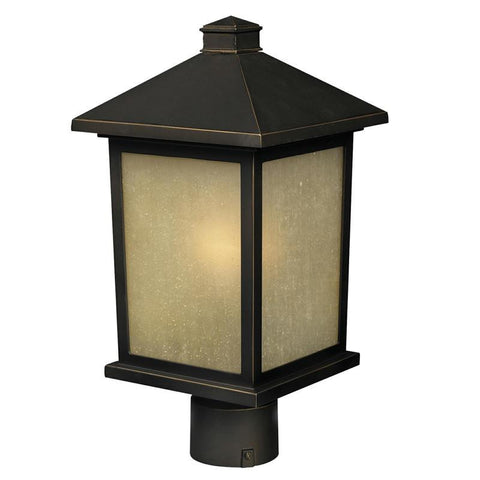 Z-Lite 507phb-orb Holbrook Collection Outdoor Post Light - ZLiteStore