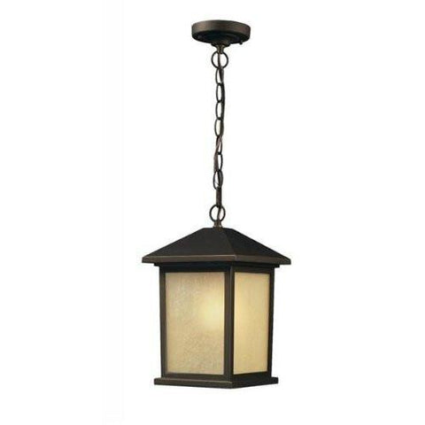 Z-Lite 507chb-orb Holbrook Collection Outdoor Wall Light - ZLiteStore