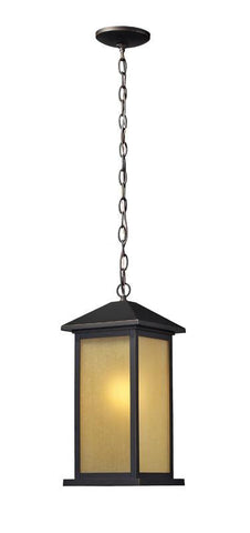Z-Lite 548chm-orb Vienna Collection Outdoor Chain Light - ZLiteStore
