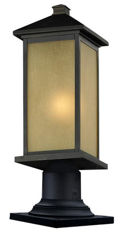 Z-Lite 548phmr-533pm-orb Vienna Collection Outdoor Post Light - ZLiteStore