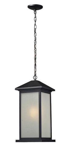 Z-Lite 547chb-bk Vienna Collection Outdoor Chain Light - ZLiteStore
