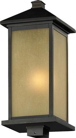 Z-Lite 548phb-orb Vienna Collection Outdoor Post Light - ZLiteStore