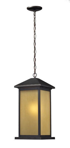 Z-Lite 548chb-orb Vienna Collection Outdoor Chain Light - ZLiteStore