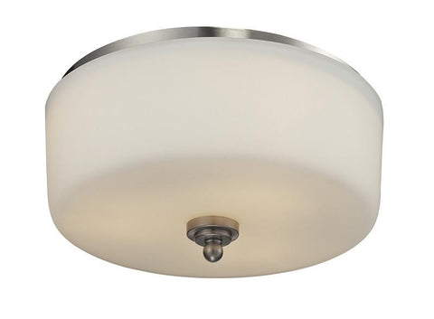 Z-Lite 434-F3-BN 3 Light Flush Mount - ZLiteStore