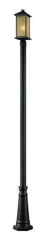 Z-Lite 548phmr-519p-orb Vienna Collection Outdoor Post Light - ZLiteStore