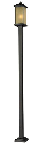 Z-Lite 548phb-536p-orb Vienna Collection Outdoor Post Light - ZLiteStore