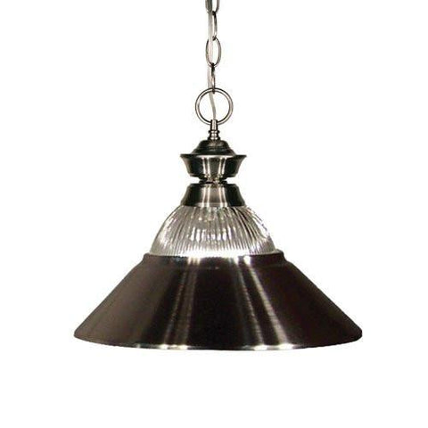 Z-Lite 100701bn-rbn Pendant Lights Collection 1 Light Pendant - ZLiteStore