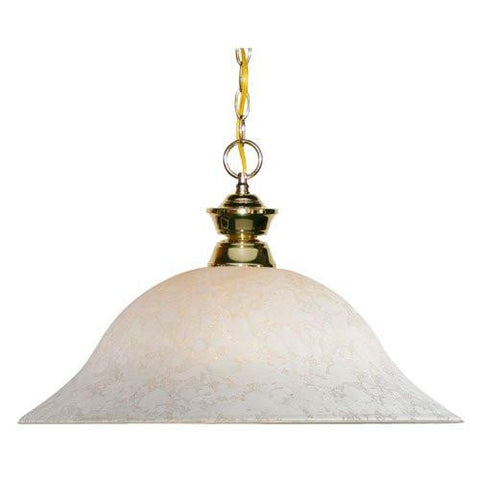 Z-Lite 100701pb-wm16 Pendant Lights Collection 1 Light Pendant - ZLiteStore