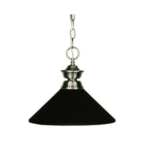Z-Lite 100701bn-mmb Pendant Lights Collection 1 Light Pendant - ZLiteStore