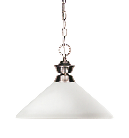 Z-Lite 100701bn-mbn Pendant Lights Collection 1 Light Pendant - ZLiteStore
