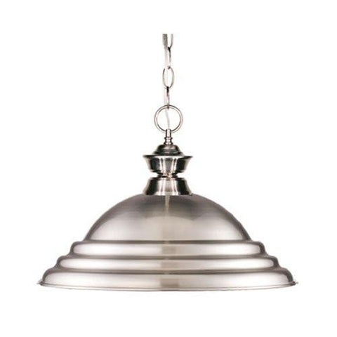 Z-Lite 100701bn-sbn Pendant Lights Collection 1 Light Pendant - ZLiteStore