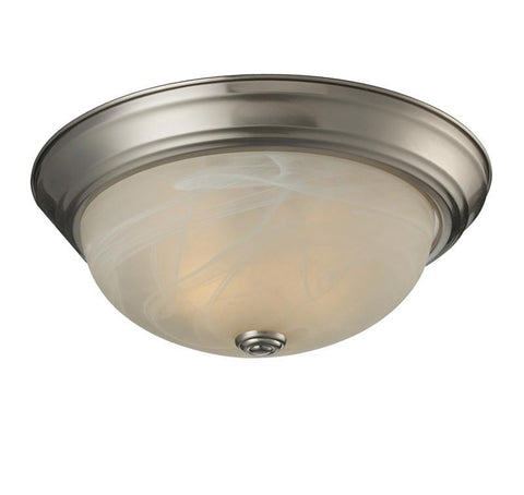 Z-Lite 2110f2 Athena Collection 2 Light Ceiling - ZLiteStore