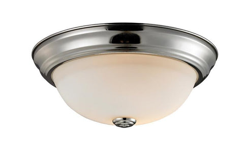 Z-Lite 2109f2 Athena Collection 2 Light Ceiling - ZLiteStore