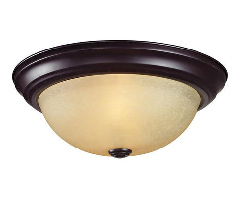 Z-Lite 2114f2 Athena Collection 2 Light Ceiling - ZLiteStore
