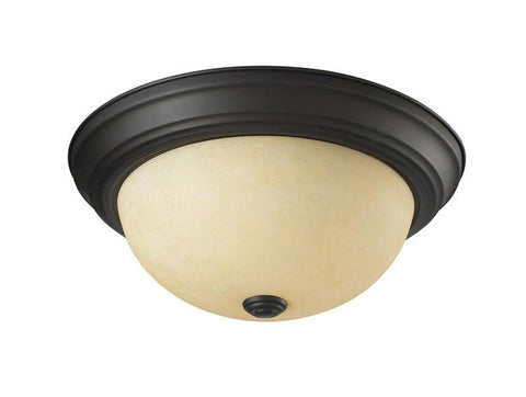 Z-Lite 2115f2 Athena Collection 2 Light Ceiling - ZLiteStore