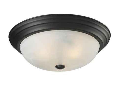 Z-Lite 2113f3 Athena Collection 3 Light Ceiling - ZLiteStore