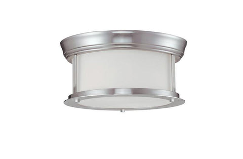 Z-Lite 2002f10-bn Sonna Collection 2 Light Ceiling - ZLiteStore