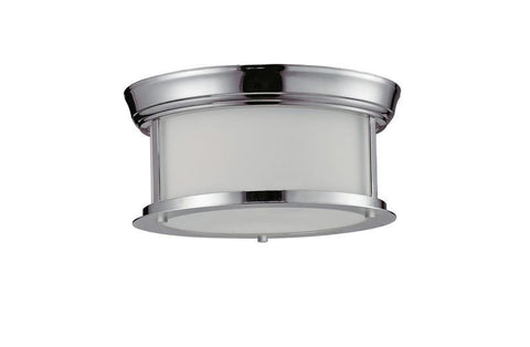 Z-Lite 2003f10-ch Sonna Collection 2 Light Ceiling - ZLiteStore