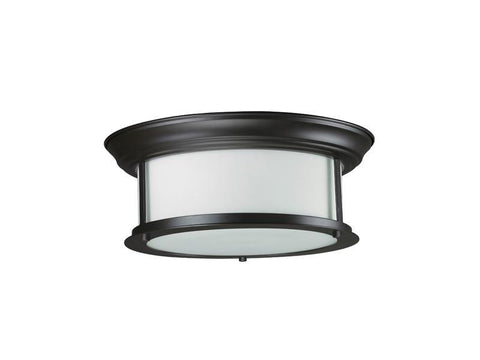 Z-Lite 2004f13-brz Sonna Collection 2 Light Ceiling - ZLiteStore