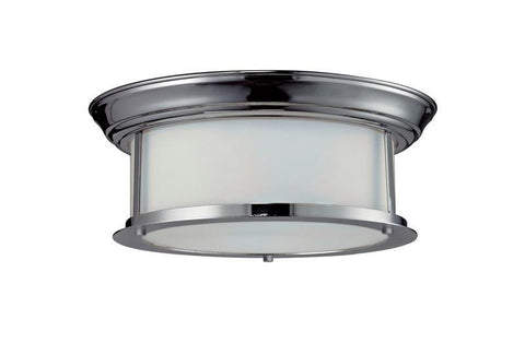 Z-Lite 2003f13-ch Sonna Collection 2 Light Ceiling - ZLiteStore