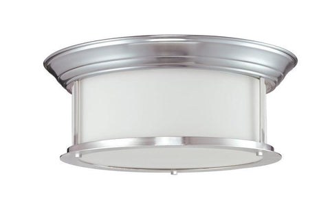 Z-Lite 2002f16-bn Sonna Collection 3 Light Ceiling - ZLiteStore