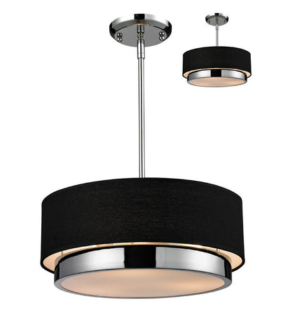 Z-Lite 187-16 Jade Collection 3 Light Chandelier - ZLiteStore