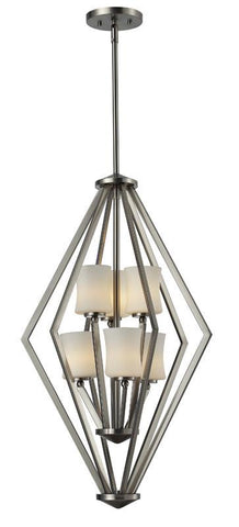 Z-Lite 609-6-bn Elite Collection 6 light foyer light - ZLiteStore