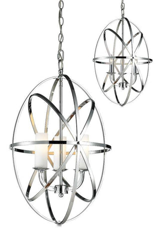 Z-Lite 6027-3S-CH 3 Light Pendant - ZLiteStore