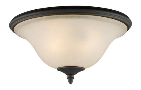 Z-Lite 904F 2 Light Flush Mount - ZLiteStore