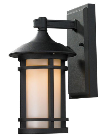 Z-Lite 527S-BK Outdoor Wall Light - ZLiteStore