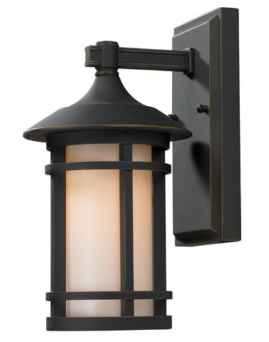 Z-Lite 528S-ORB Outdoor Wall Light - ZLiteStore