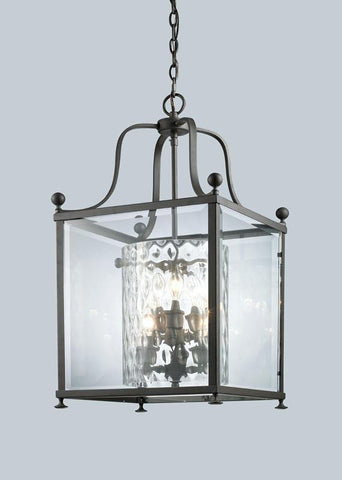 Z-Lite 177-6 Fairview Collection 6 Light Pendant - ZLiteStore