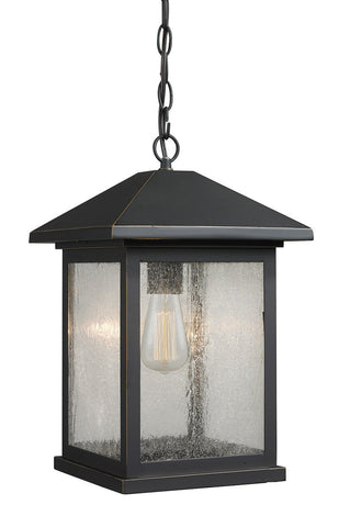 Z-Lite 531CHB-ORB 1 Light Outdoor Chain Light - ZLiteStore