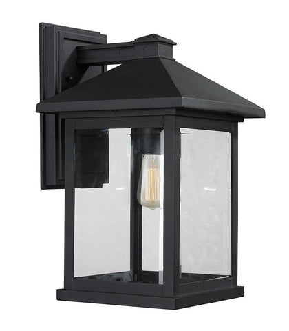 Z-Lite 531B-BK 1 Light Outdoor Wall Light - ZLiteStore