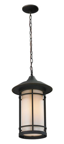 Z-Lite 528CHM-ORB Outdoor Chain Light - ZLiteStore