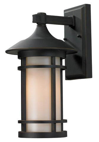 Z-Lite 528M-ORB Outdoor Wall Light - ZLiteStore
