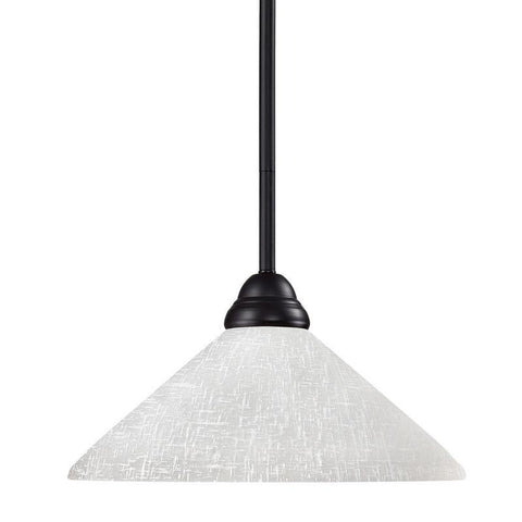 Z-Lite 2114mp-brz-awl14 Riviera Bronze Collection 1 Light Pendant - ZLiteStore