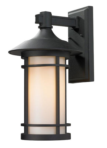 Z-Lite 527B-BK Outdoor Wall Light - ZLiteStore