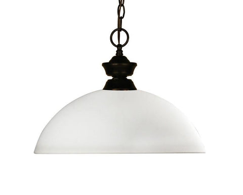 Z-Lite 100701brz-dmo14 Chance Collection 1 Light Pendant - ZLiteStore