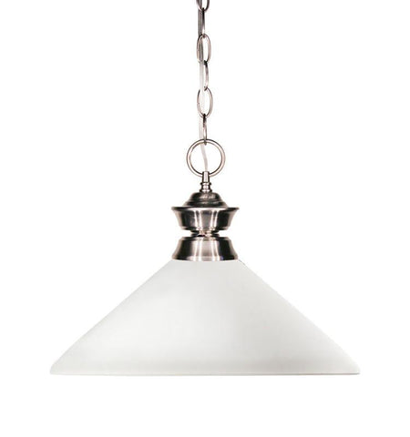 Z-Lite 100701bn-amo14 Shark Collection 1 Light Pendant - ZLiteStore