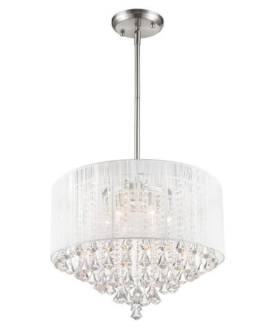 Z-Lite 891-24W-C 6 Light Pendant - ZLiteStore