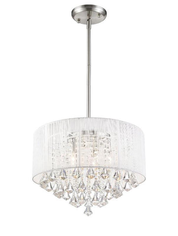 Z-Lite 891-20W-C 5 Light Pendant - ZLiteStore
