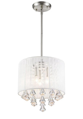 Z-Lite 891-12W-C 3 Light Pendant - ZLiteStore