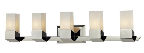 Z-Lite 607-5v Zen Collection 5 Light Vanity - ZLiteStore